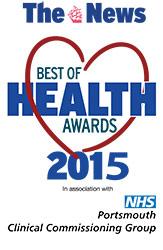 Best of Health 2015 shortlist