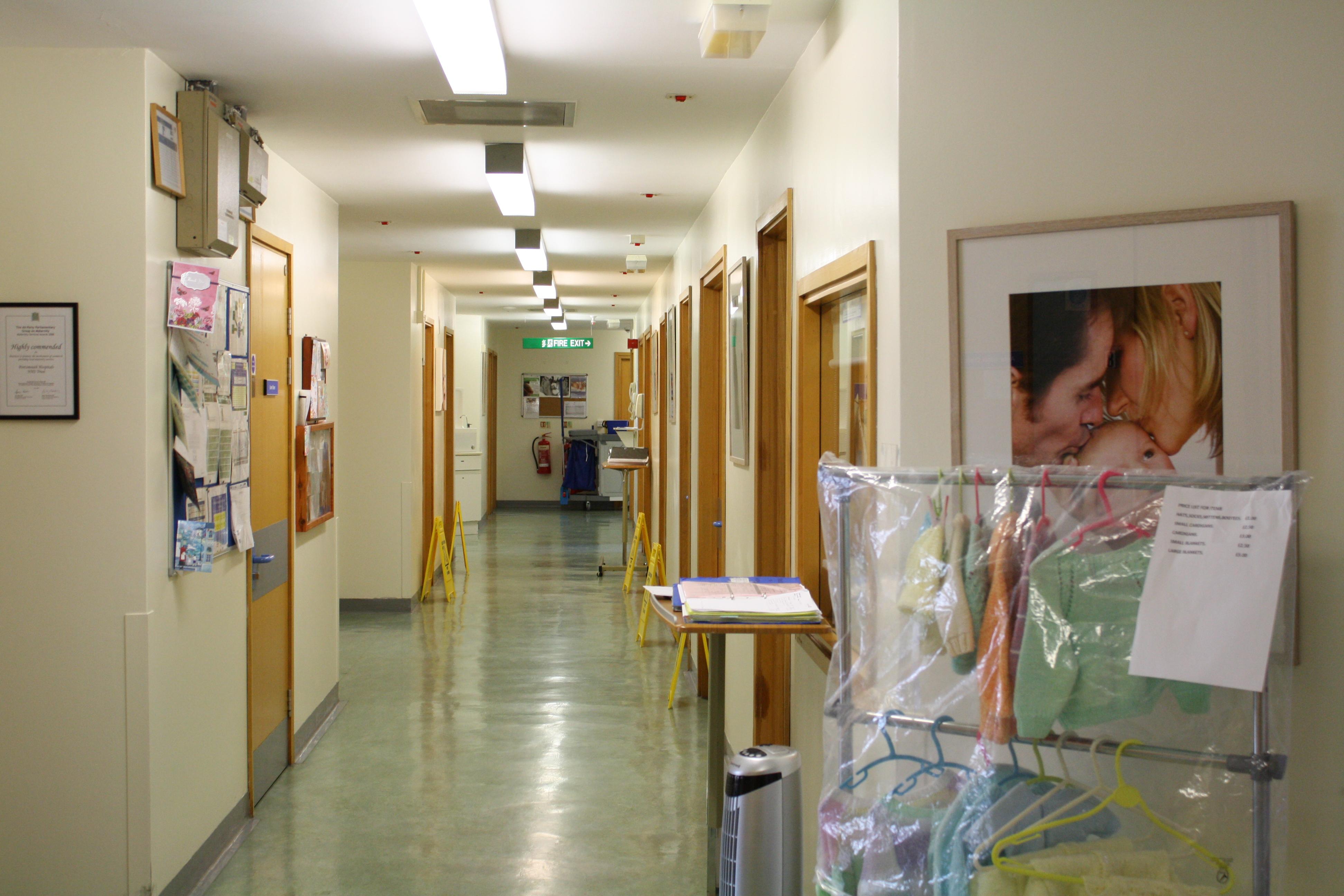 Grange Maternity Centre Open Morning