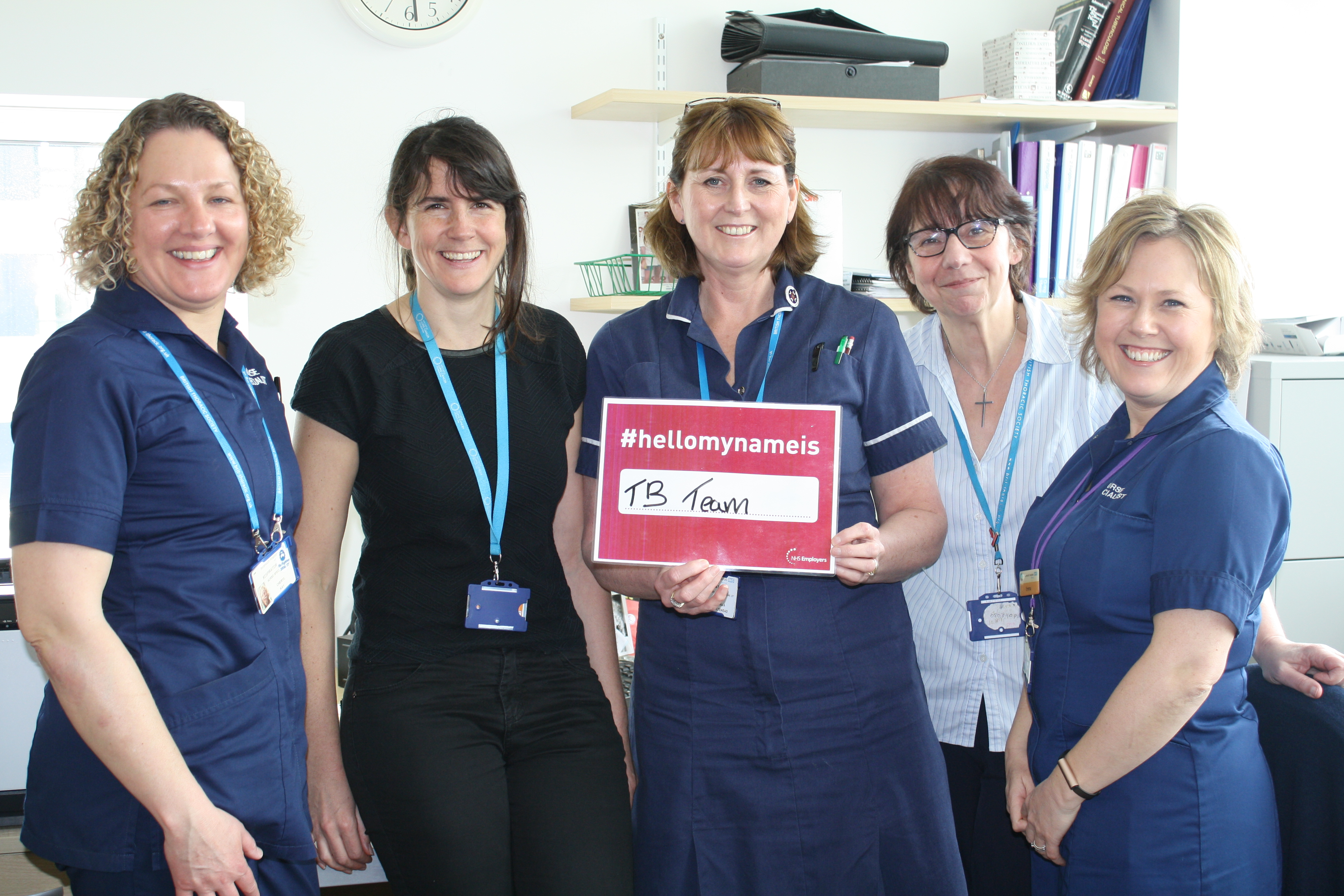 Portsmouth Hospitals celebrates World TB Day