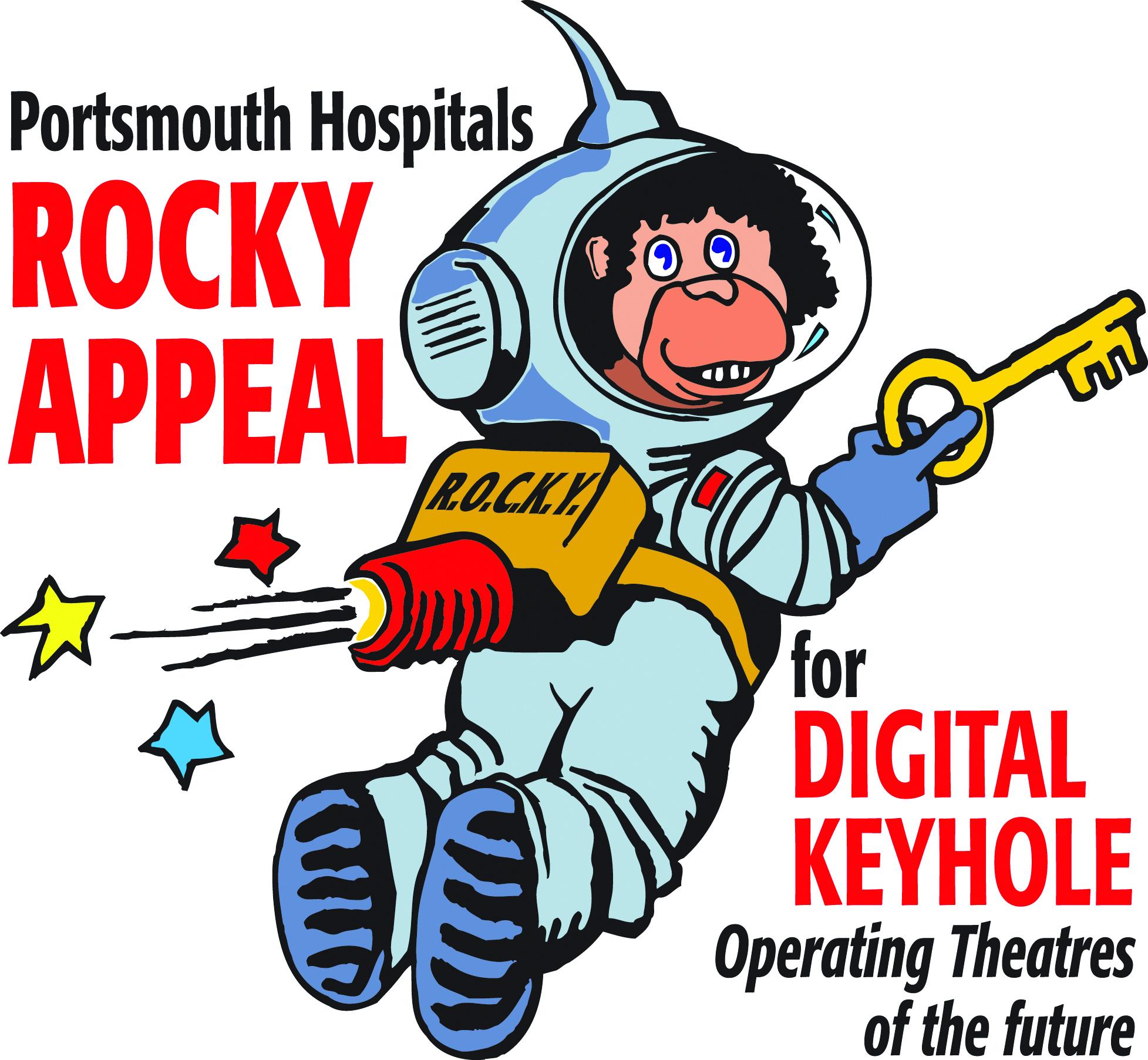 Rocky Appeal sponsored walk