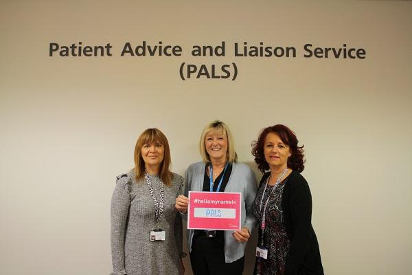 Meet QA's Patient Advice & Liaison Service (PALS)