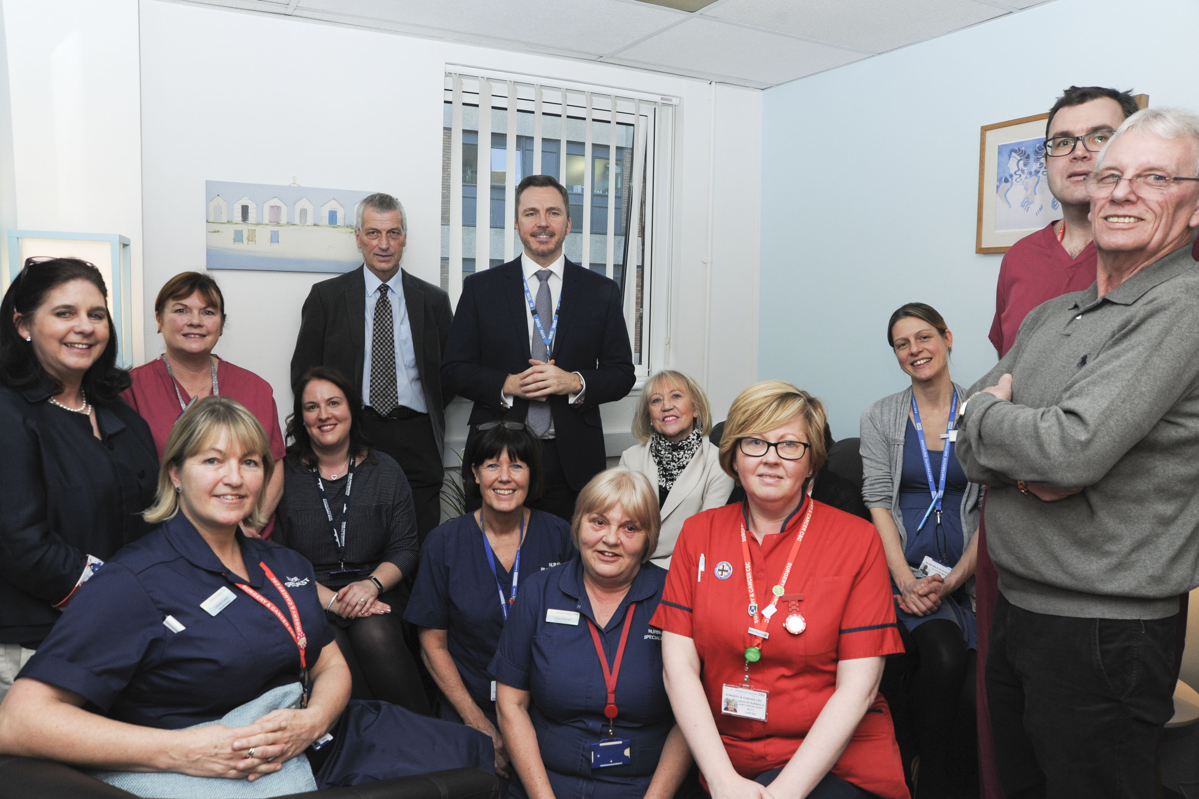 Local charity donate £7,000 to benefit cancer patients