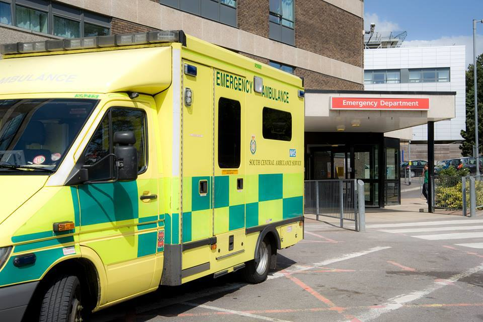 Our Emergency Department is currently very busy