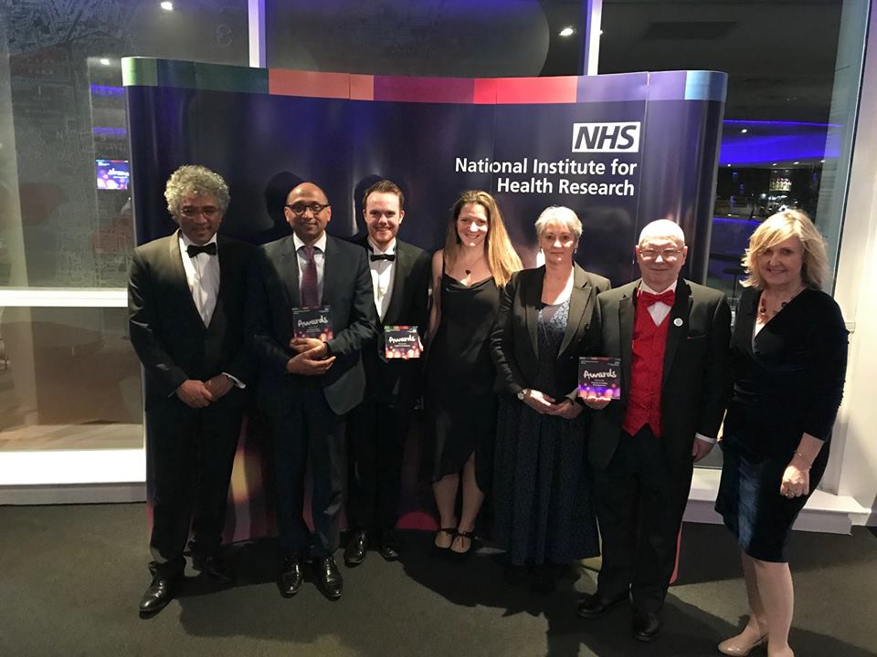 Congratulations to the winners at the Wessex CRN Awards!