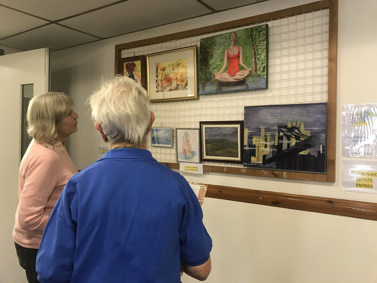League of Friends hold annual art competition