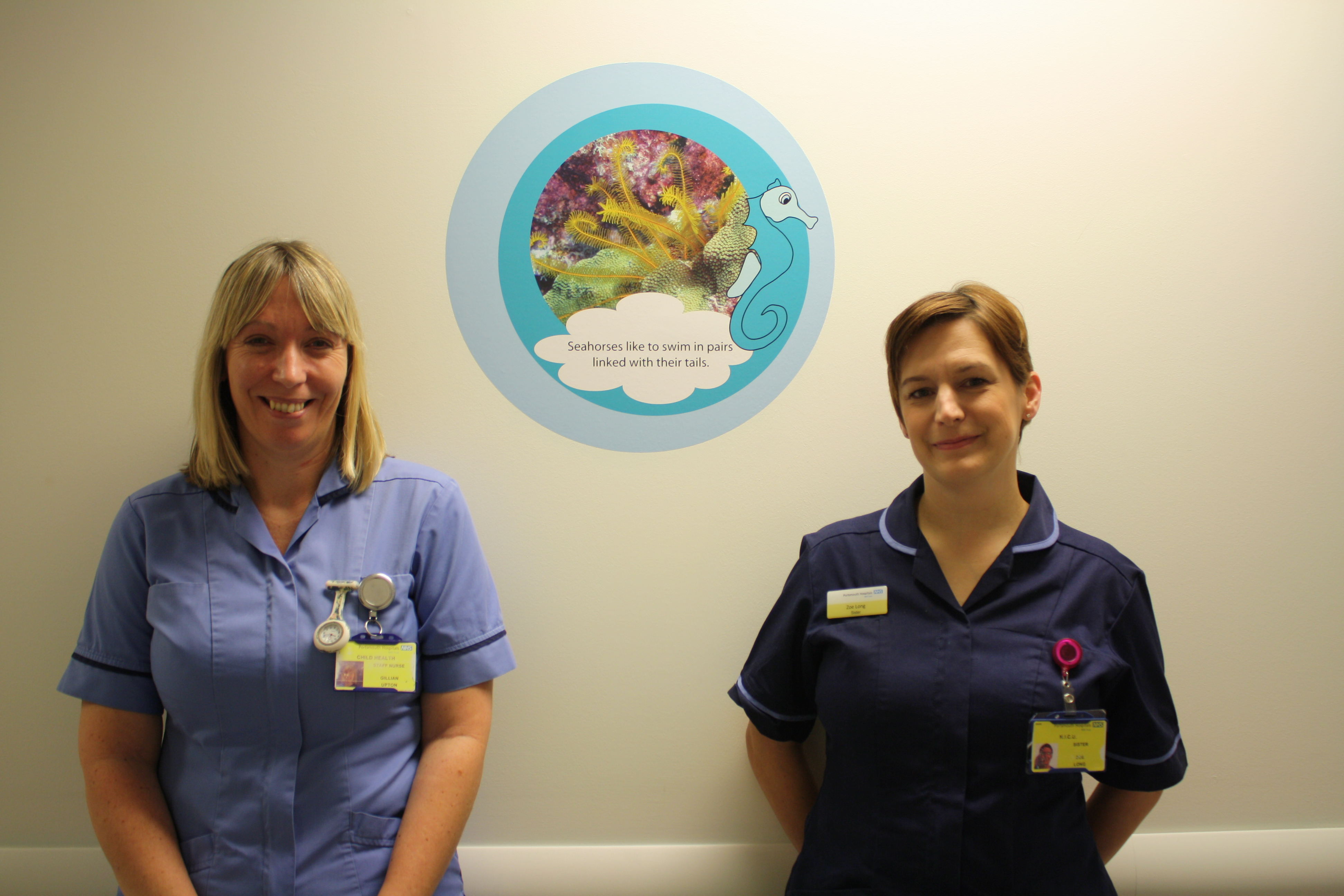 Meet our Neonatal Community Outreach Team for World Prematurity Month