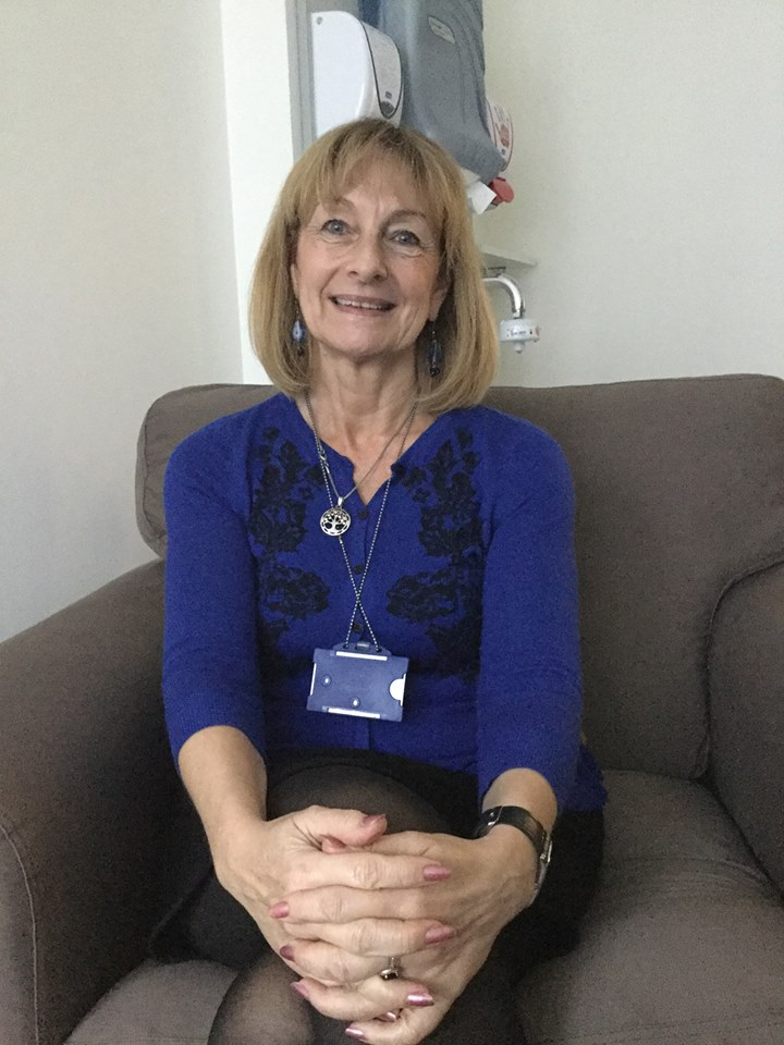Neonatal Counsellor Susanna has been supporting families for over 20 years