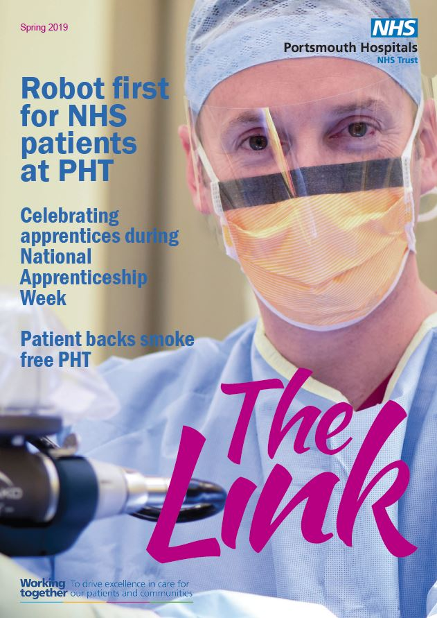 Spring edition of The Link now available