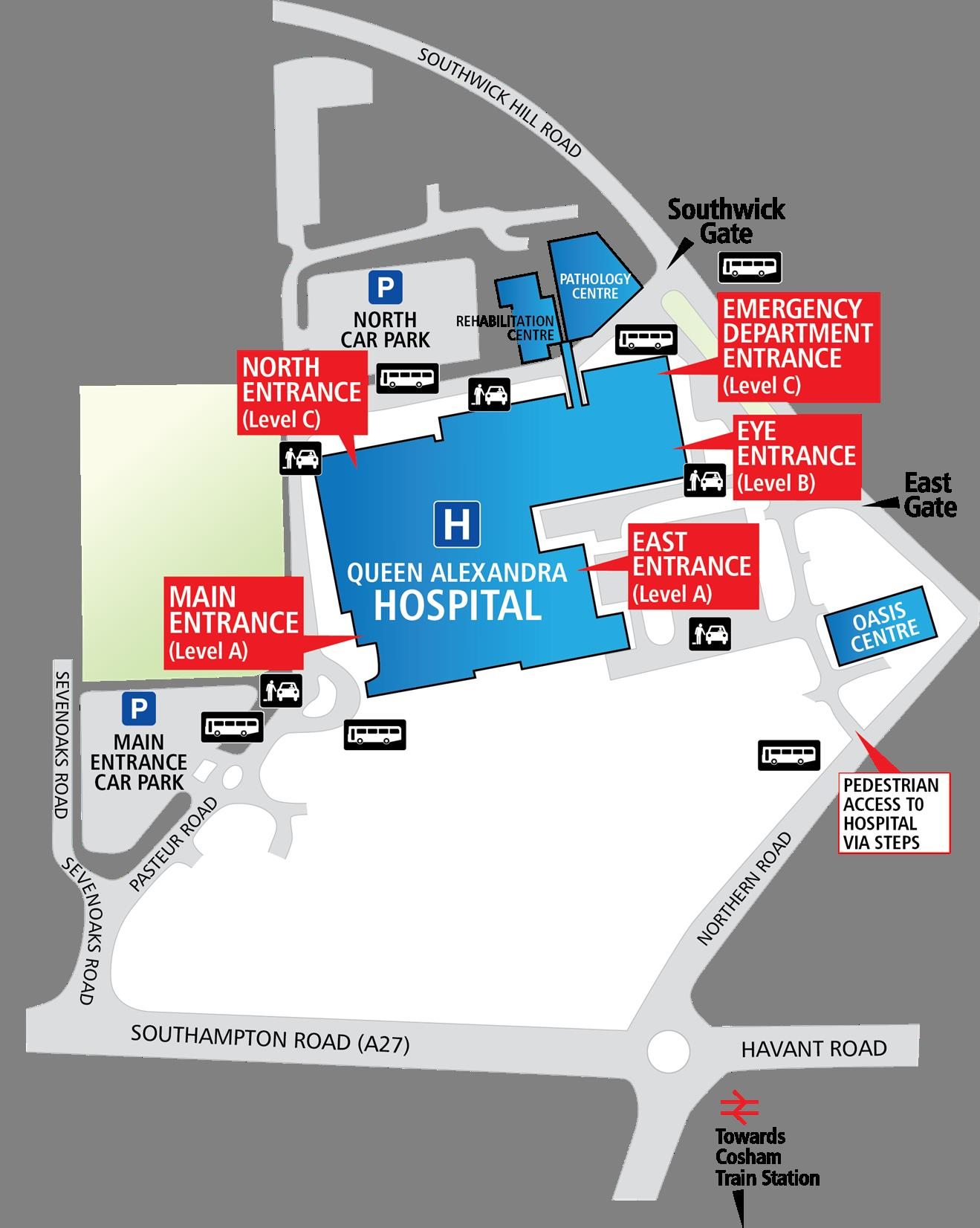 QA Site Map