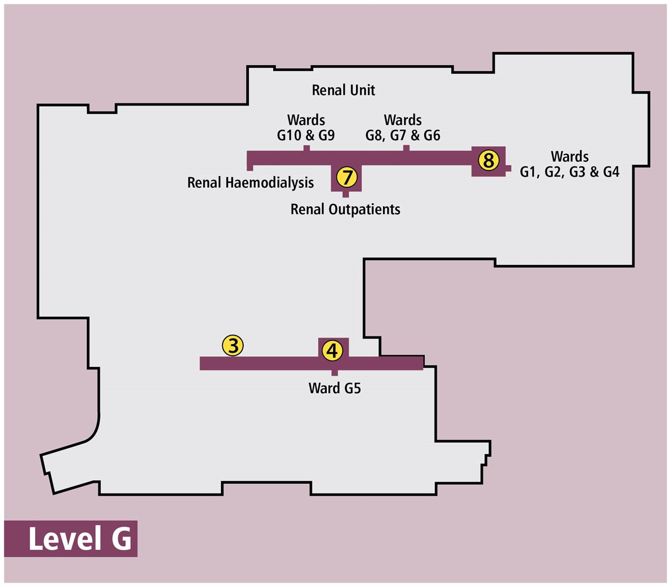 G level map