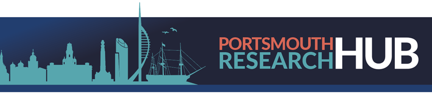 Portsmouth Research Hub banner